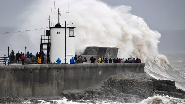 2 found dead in rough seas as U.K. battered by another fierce storm