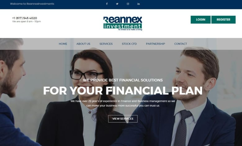 Fake Calgary investment firm deletes website after clients speak out