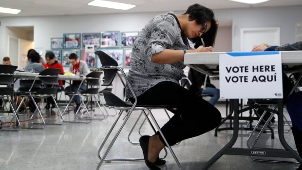 Health care top of mind for early Democratic caucus voters in Nevada | CBC News