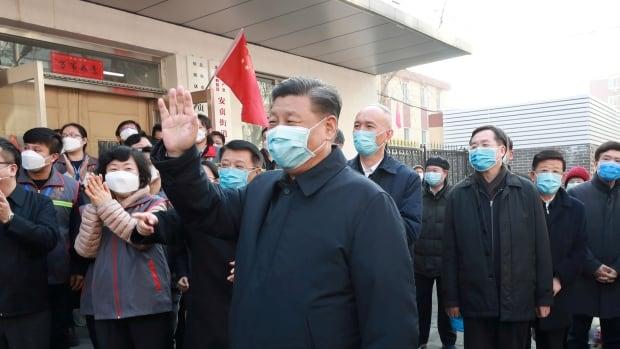 Xi's early involvement in coronavirus outbreak raises questions | CBC News
