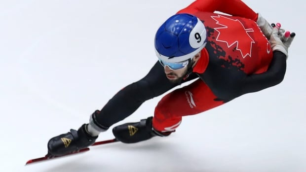 Steven Dubois leads Canada's 3-medal short track haul in the Netherlands | CBC Sports
