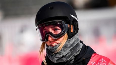 Canada's Laurie Blouin wins World Cup snowboard slopestyle gold in Calgary