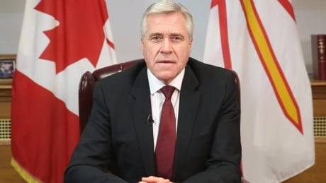 Dwight Ball stepping down as Newfoundland and Labrador premier