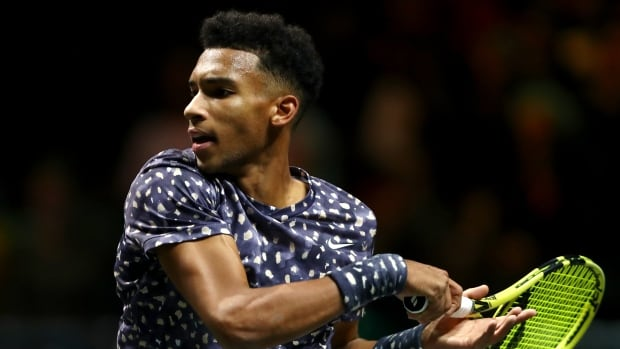 Canada's Auger-Aliassime returns to tennis' top 20 after reaching Rotterdam final | CBC Sports