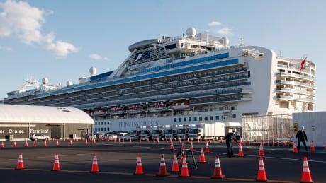 Japan Outbreak Ship