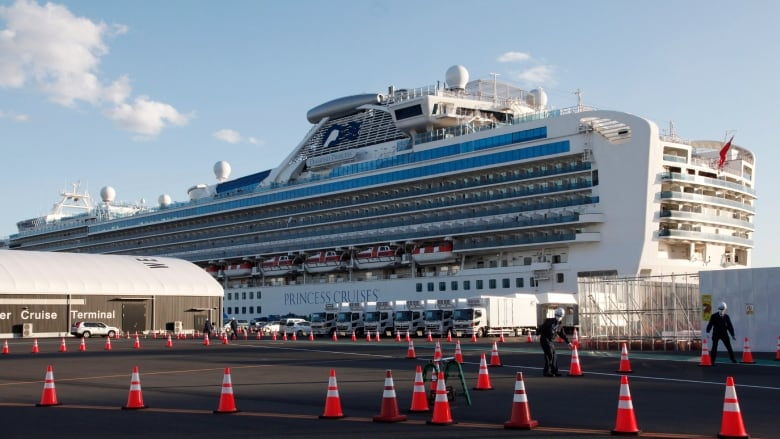 COVID-19: Canadians aboard Diamond Princess to fly home Thursday, Champagne says