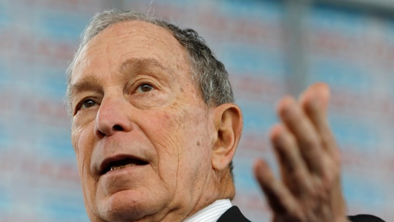 Bloomberg campaign: Sanders main rival in primary race