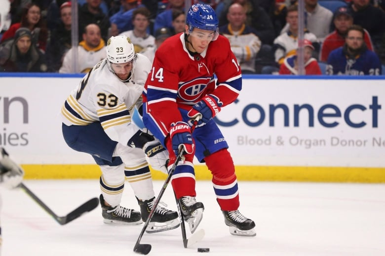 Nick Suzuki locked in as a cornerstone for Montreal Canadiens' future