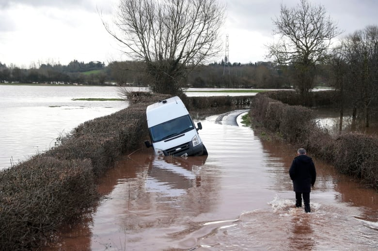 Snow and more 'significant flooding' forecast