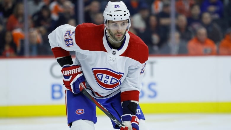 Canadiens trade defenceman Marco Scandella to Blues for two draft picks