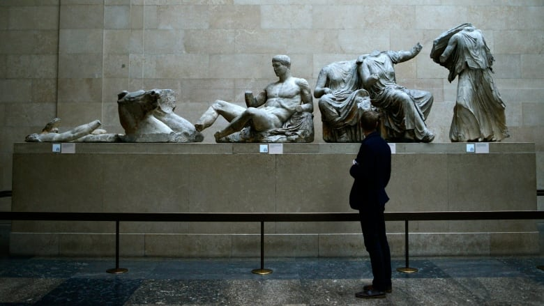 UK's battle with Greece over Parthenon Marbles inflamed by Brexit