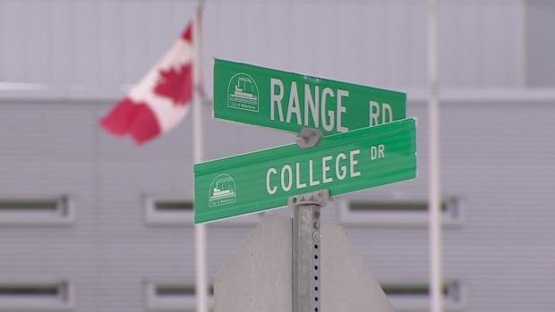 So long, College Drive — Yukon College wants 'University Drive' address | CBC News