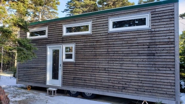 Tiny home causes big problems for Pouch Cove couple | CBC News