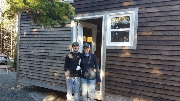 After 2 years, couple sells tiny home without ever living in it | CBC News