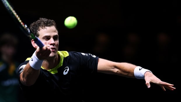 Pospisil thrives on first serves to clinch quarter-final berth in Marseille | CBC Sports