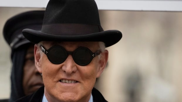Trump associate Roger Stone sentenced to 40 months in prison after rollercoaster trial | CBC News