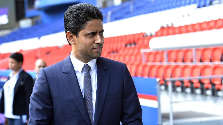 PSG president Nasser Al-Khelaifi is charged over Federation Internationale de Football Association media rights investigation