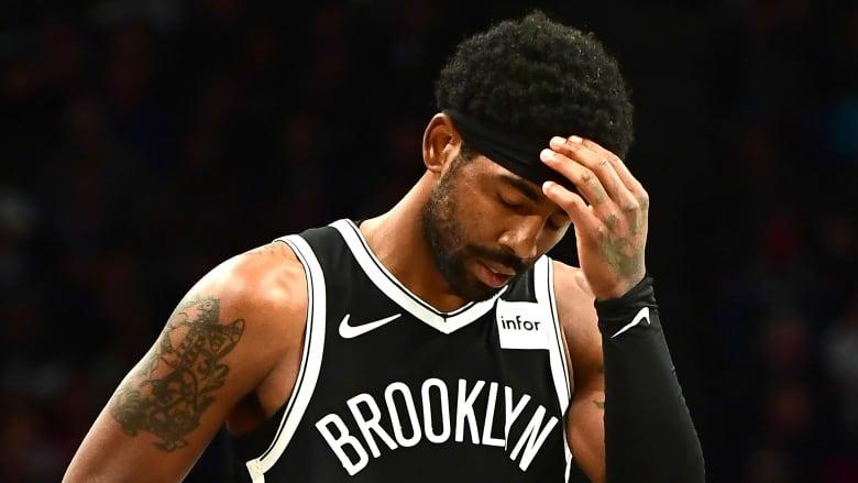 Irving to undergo shoulder surgery, miss rest of National Basketball Association season