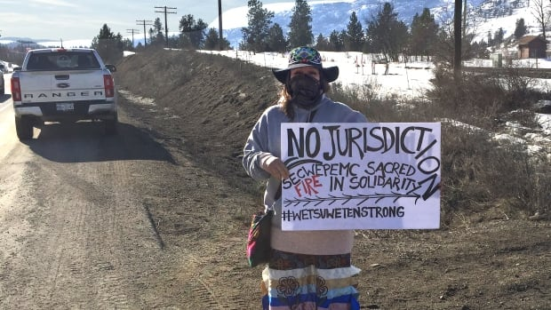 Movement sweeping country with blockades will shift focus to Ottawa, says Secwepemc chief | CBC News