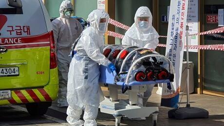 APTOPIX South Korea Virus Outbreak