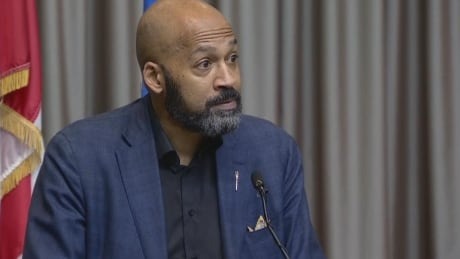 NDP health critic David Shepherd