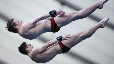Women's 3m Synchro & Men's 10m Synchro Finals: 2020 FINA Diving World Series on CBC - Montreal