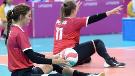 2020 Women's Sitting Volleyball Paralympic Qualifier on CBC: Semifinal #2