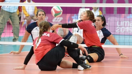 1180 sitting volleyball