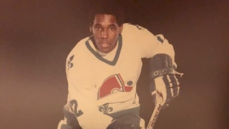 Bernie Saunders Quebec Nordiques