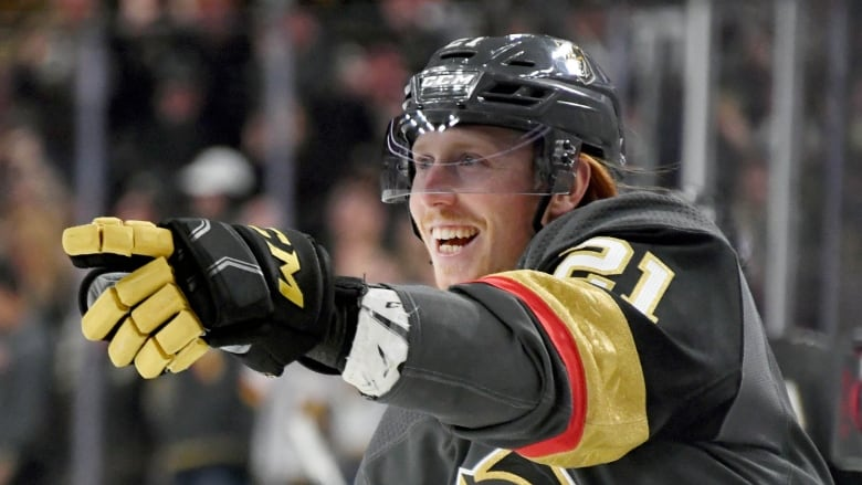 Jets to acquire Cody Eakin from Golden Knights