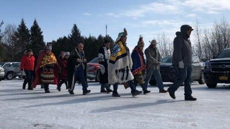 Kahnawake meeting