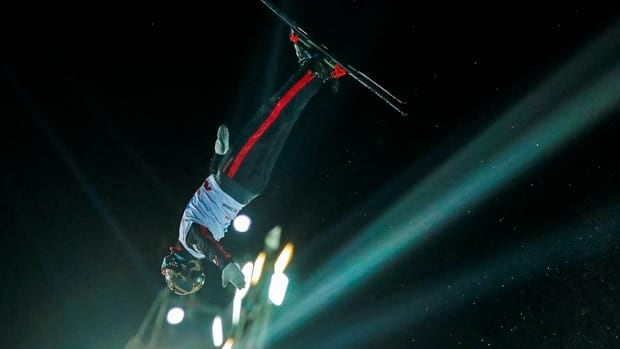 Canada's Lewis Irving claims World Cup aerials silver | CBC Sports