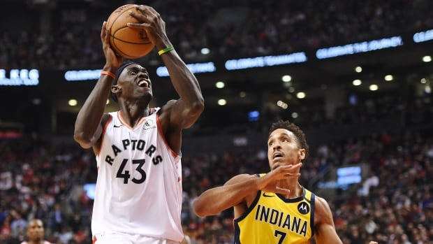 Pascal Siakam leads Raptors to historic rout over Pacers | CBC Sports