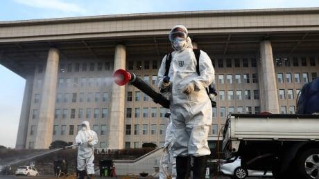 Fear mounting as coronavirus cases rise outside China