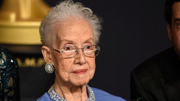 Katherine Johnson, NASA mathematician portrayed in 'Hidden Figures,' has died