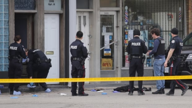 Homicide at Toronto massage parlour was an act of incel terrorism, police say | CBC News