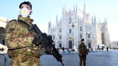 Italy - Coronavirus