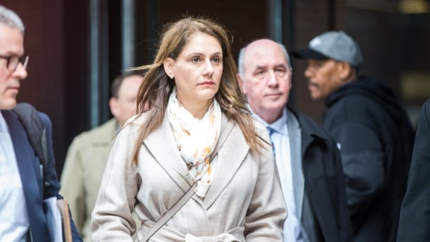 Hot Pockets heiress may face nearly 2 years in jail in latest college admissions scandal case | CBC News