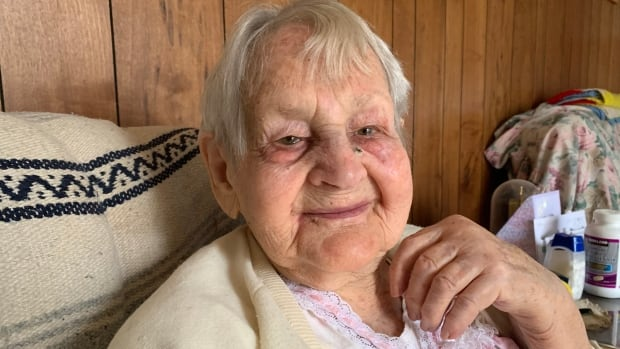 Why was this 105-year-old woman's home care clawed back? | CBC News
