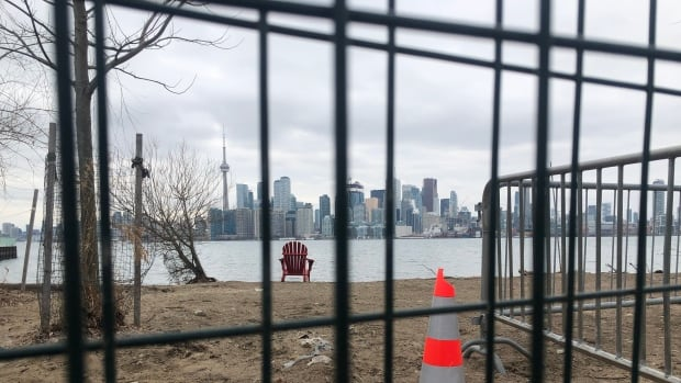 Flood prevention work to begin on Toronto Islands on Wednesday | CBC News