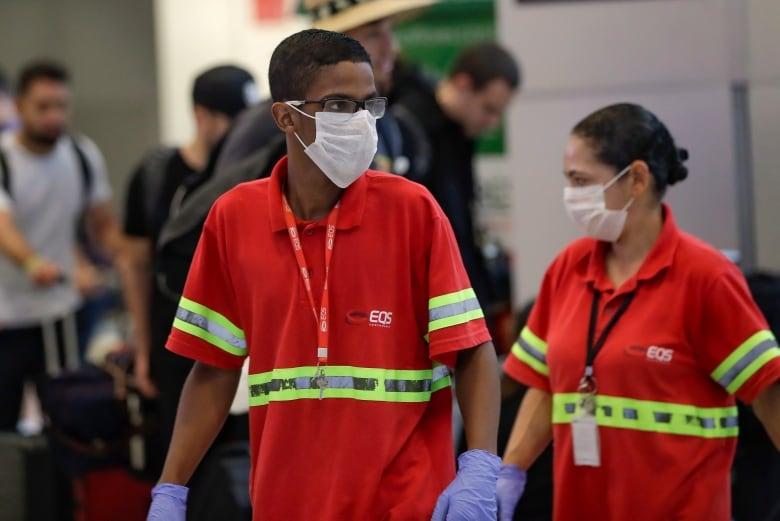 Brazil confirms COVID-19 case, first in South America