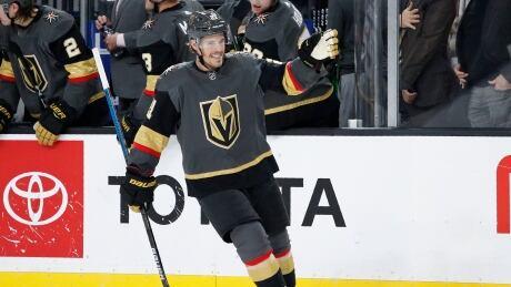 Oilers Golden Knights Hockey