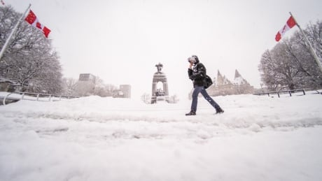 ottawa snow weather winter