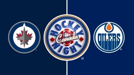 HNIC - Winnipeg Jets at Edmonton Oilers