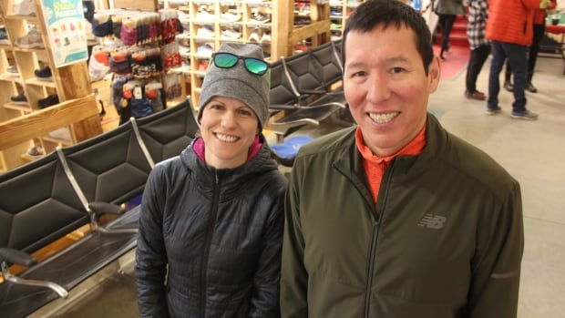 Sask. couple looking to race into Guinness Book of World Records | CBC News