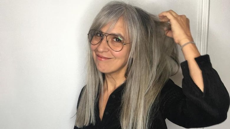 How I learned to love my natural grey hair | CBC Life