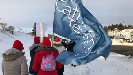 OECTA Sudbury strike
