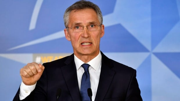 Head of NATO says member states need to 'strengthen' policy on China