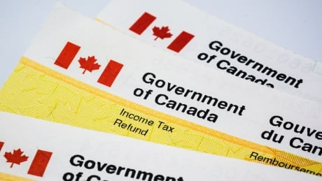 government of canada cheques