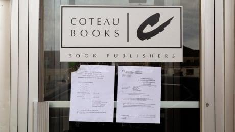 Coteau Books Regina Saskatchewan Bankruptcy Protection Insolvency